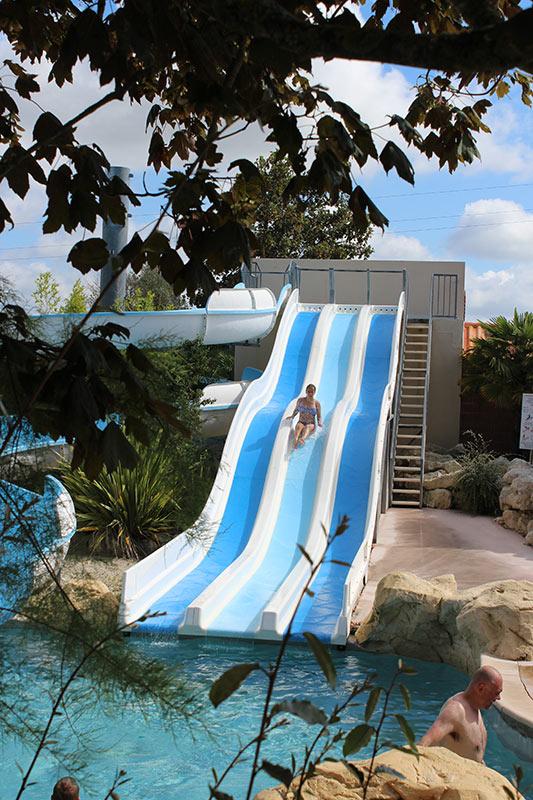 Camping royan saint georges saint palais charente for Camping royan piscine couverte